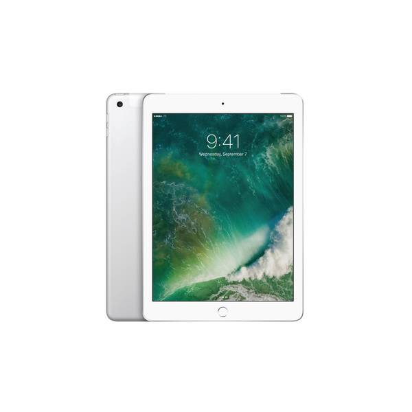 Apple iPad Wi-Fi + 4G 128GB Silver MP2E2B/A
