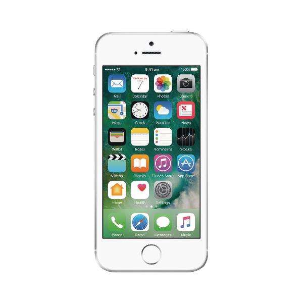 Apple iPhone SE 128GB Silver MP872B/A