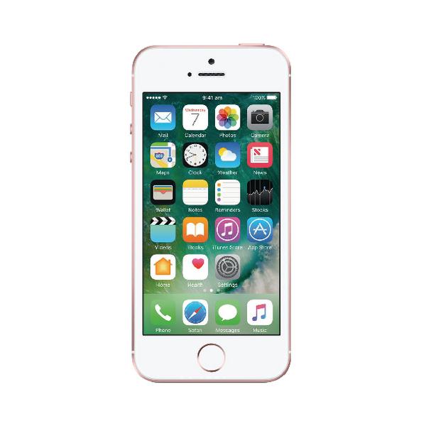 Apple iPhone SE 128GB Rose Gold MP892B/A