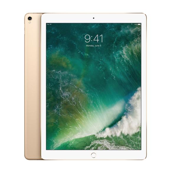 Apple iPad Pro 12.9in Wi-Fi + 4G 256GB Gold MPA62B/A