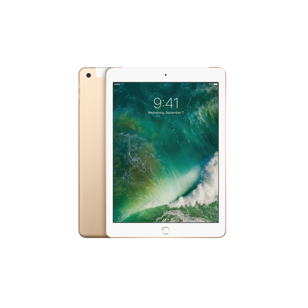 Apple iPad Wi-Fi + 4G 128GB Gold MPGC2B/A