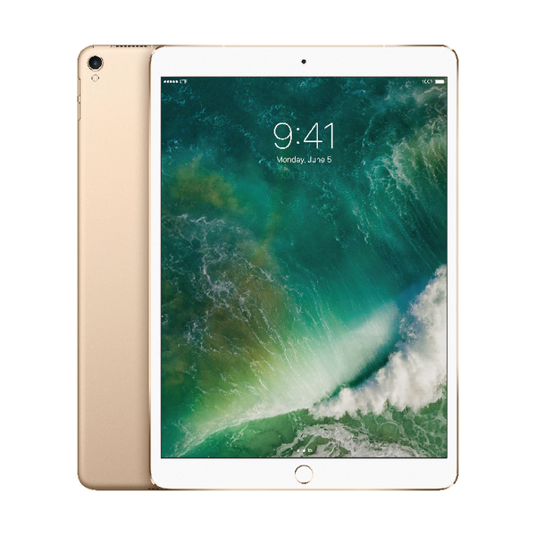 Apple iPad Pro 10.5in Wi-Fi + 4G 512GB Gold MPMG2B/A