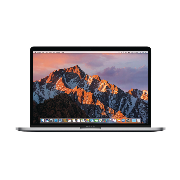 Apple MacBook Pro 15-inch with Touch Bar 2.9GHz quad-core Intel Core i7 512GB - Space Grey MPTT2B/A