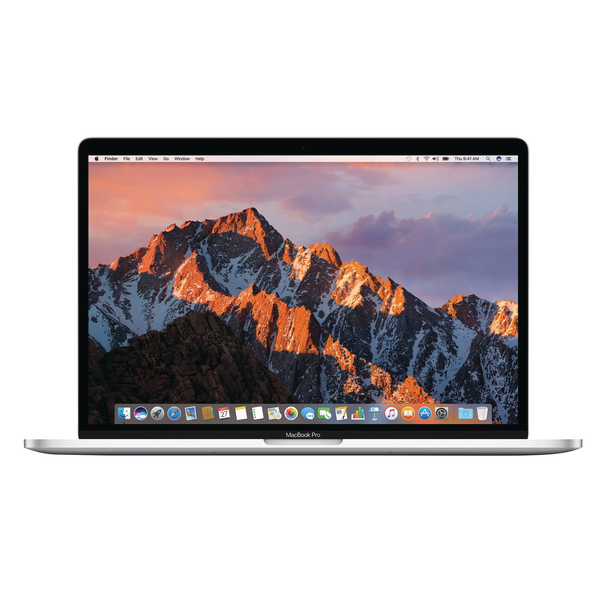 Apple MacBook Pro 15-inch with Touch Bar 2.8GHz quad-core Intel Core i7 256GB - Silver MPTU2B/A
