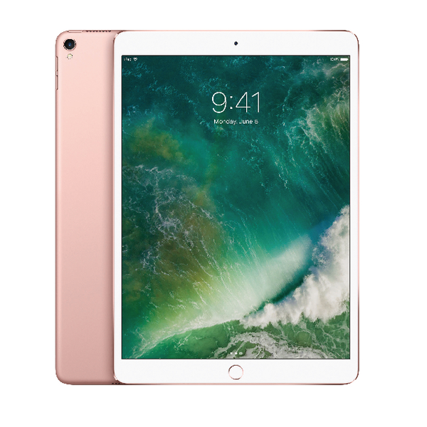 Apple iPad Pro 10.5in Wi-F1 + 4G 64GB Rose Gold MQF22B/A