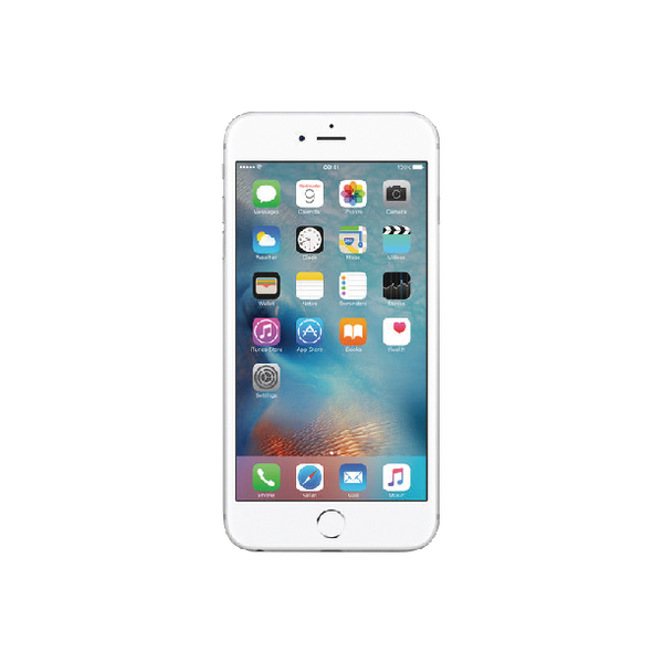 Apple iPhone 6s 128GB Silver MKQU2B/A