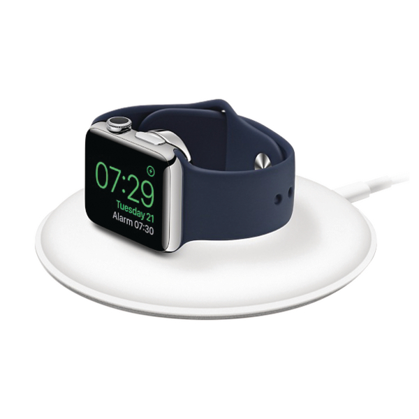 Image for Apple Watch Magnetic Charging Dock White MLDW2ZM/A