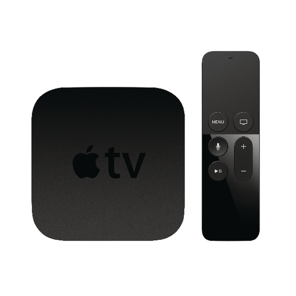 Image for Apple TV 32GB With Siri Remote Black MR912B/A
