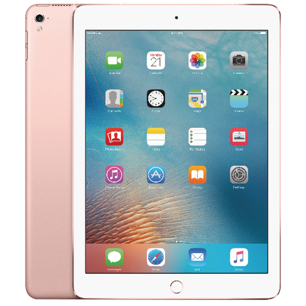 Apple iPad Pro 32GB Wi-Fi and 4G Rose Gold MLYJ2B/A