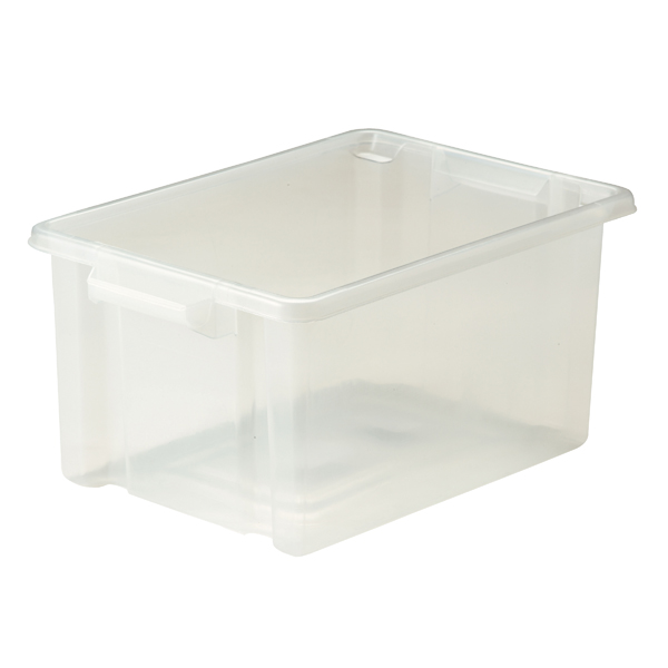 Image for Strata Midi Storemaster Box 14.5L Clear HW044-CLEAR
