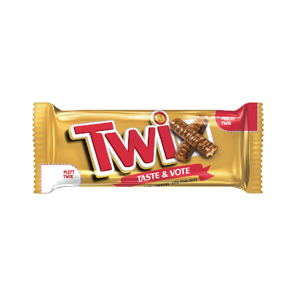 Twix Chocolate Bars (Pack of 32) 100560