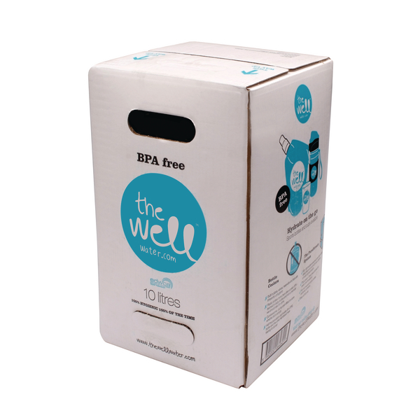 Spring Water Bag in a Box 10L 7909596
