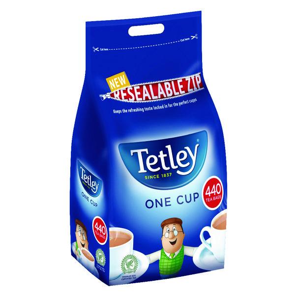 Tetley One Cup Tea Bag Pk440 **Special Offer 2 x 240 packs**