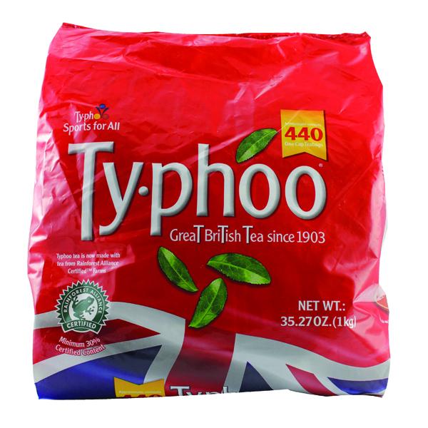 Typhoo One Cup Tea Bag (Pack of 440) CB030
