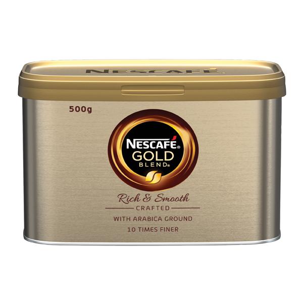 Nescafe Gold Blend Coffee 500g 12284101