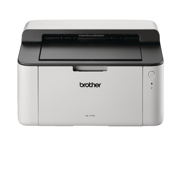 Image for Brother Mono Laser Printer Light Grey/Dark Grey HL-1110ZU1