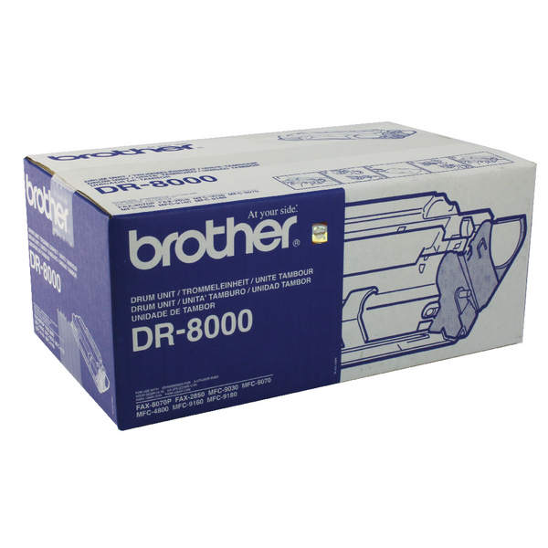 Image for Brother Fax 8070P Drum Unit DR8000