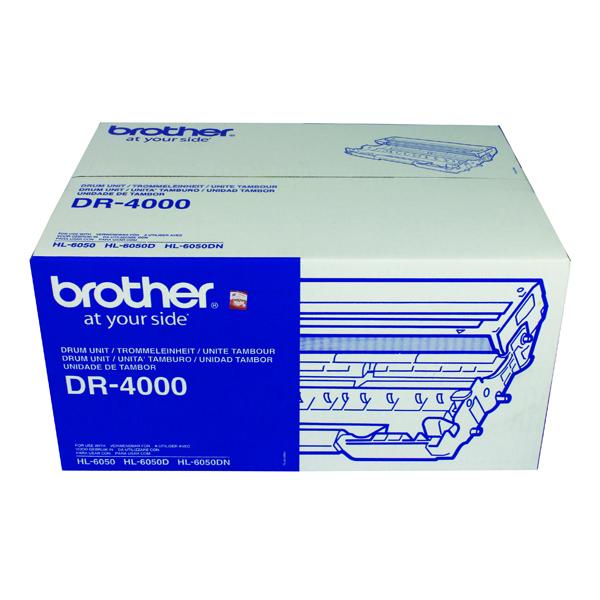 Brother HL-6050 Black Drum Unit DR4000