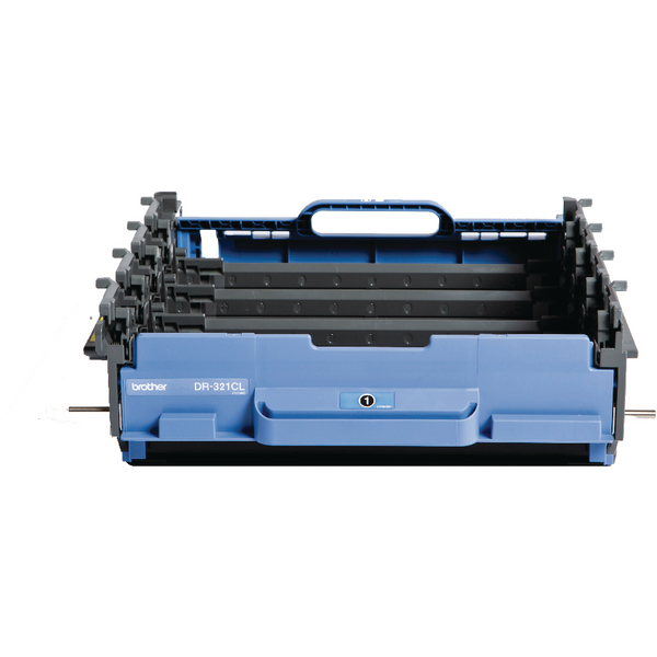 Brother Laser Drum Unit DR321CL - (25,000 Page Capacity)