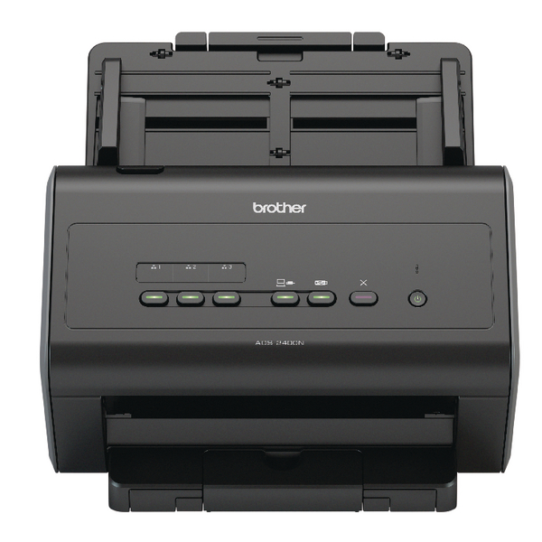 Image for Brother ADS-2400N High Speed Desktop Scanner ADS2400NZU1