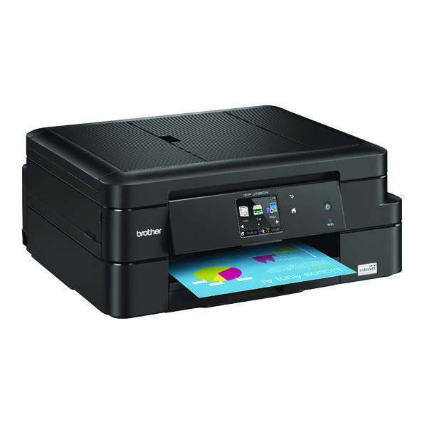 Image for Brother A4 DCP-J785DW Multifunctional Printer