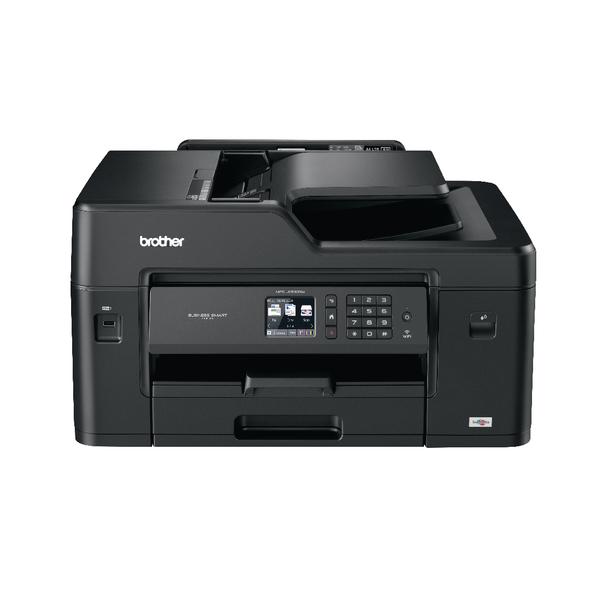 Image for Brother All in One Inkjet Printer MFCJ6530DWZU1