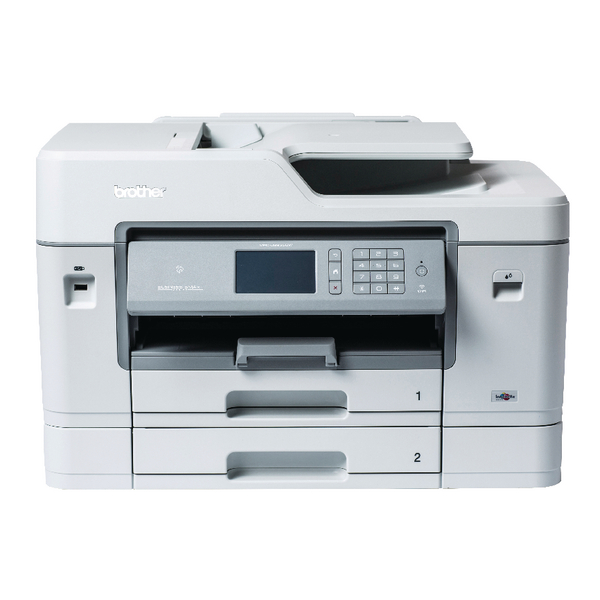 Image for Brother All in One A3 Business Inkjet Printer MFC-J6935DW