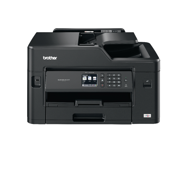 Image for Brother All in One Inkjet Printer MFCJ5330DWZU1