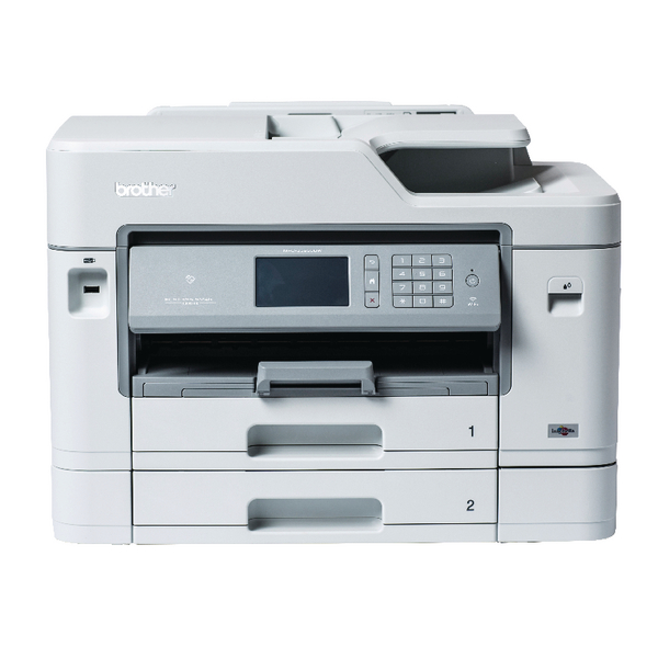 Image for Brother All in One A4 Business Inkjet Printer MFC-J5930DW