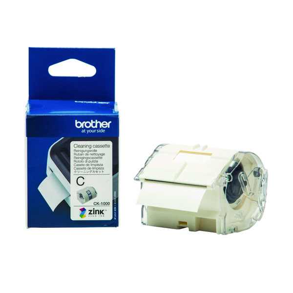 Brother Cleaning Cassette 2m (For the Brother VC-500W Label Printer) CK1000