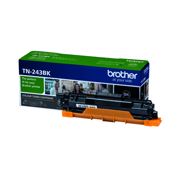 Brother TN-243BK Black Toner Cart