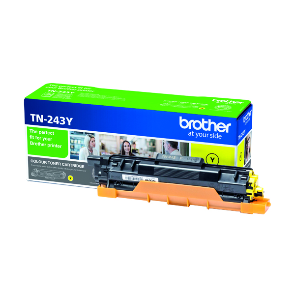 Brother TN-243Y Yellow Toner Cart
