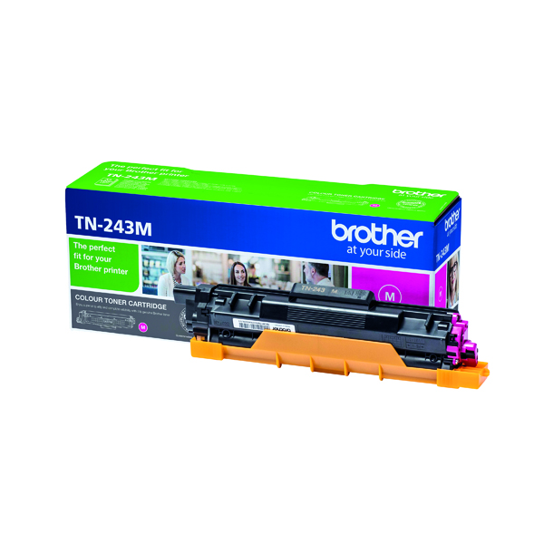 Brother TN-243M Magenta Toner Cartridge TN243M