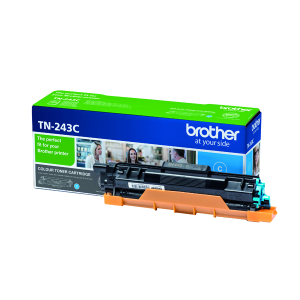 Brother TN-243C Cyan Toner Cart