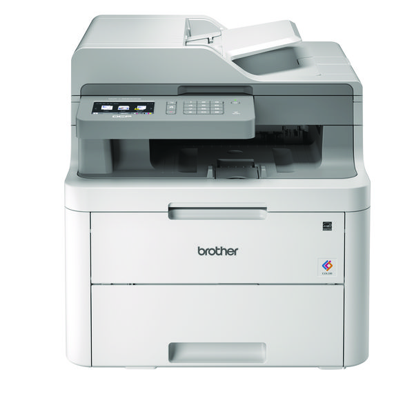 Brother DCP-L3550CDW 3 in 1 Colour Laser Printer DCPL3550CDWZU1