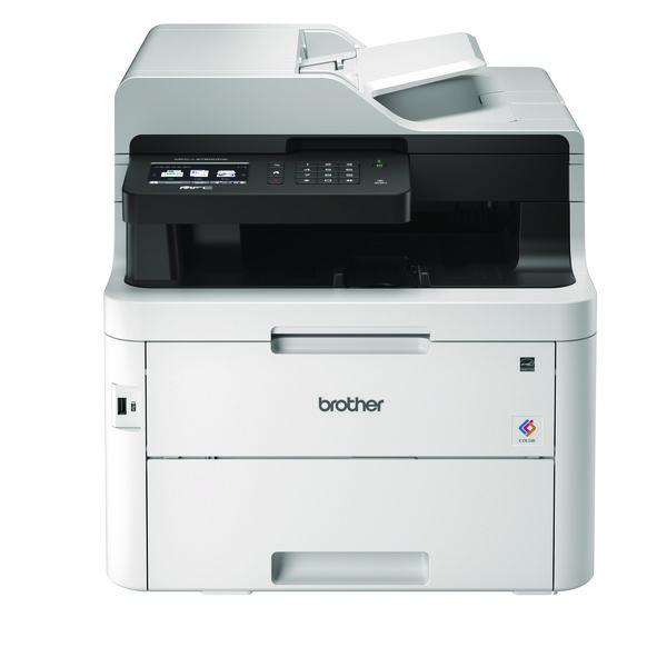 Brother MFC-L3750CDW 4 in 1 Colour Laser Printer MFCL3750CDWZU1