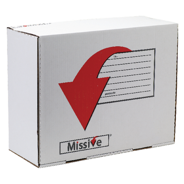 Missive Value Large Mailing Box (Pack of 20) 7272404