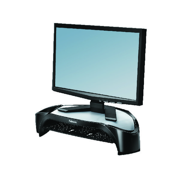 Fellowes Smart Suites Monitor Riser Plus Black 8020801