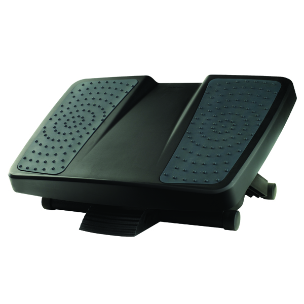Image for Fellowes Professional Series Ultimate Foot Rest Black 8067001