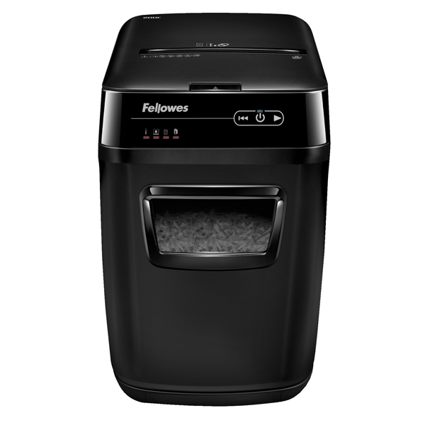 Fellowes Automax 200C Cross Cut Shredder (Shreds up to 200 sheets of 70gsm A4 paper)  4652901