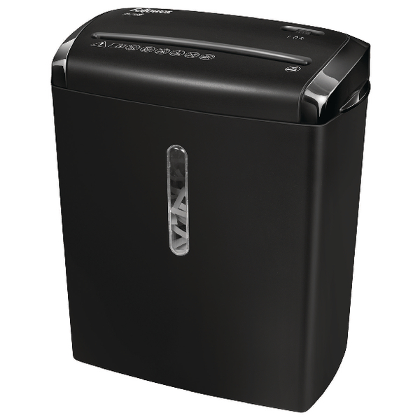 Fellowes Power shred P-28S Strip Cut Shredder Black 4710201