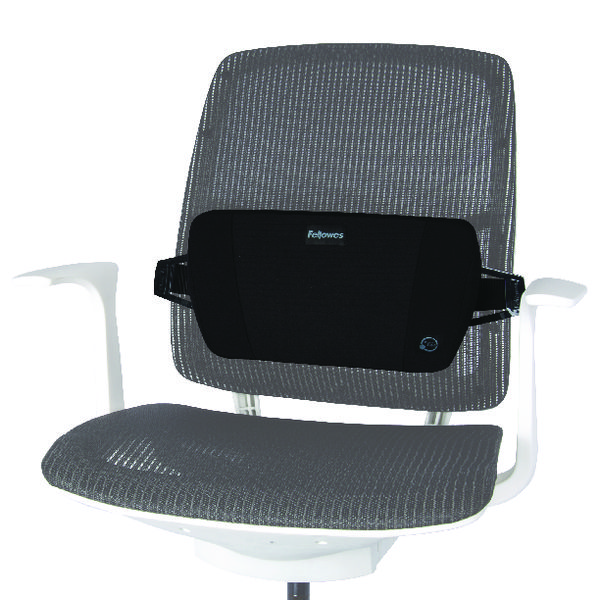 Fellowes Plushtouch Back Support 8026501