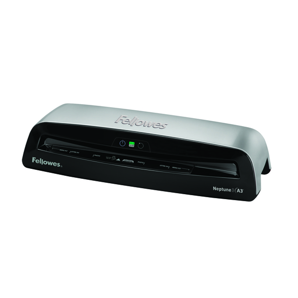 Fellowes Neptune A3 Laminator FOC Fellowes A4 Laminating Pouches and Xerox 90gsm Paper