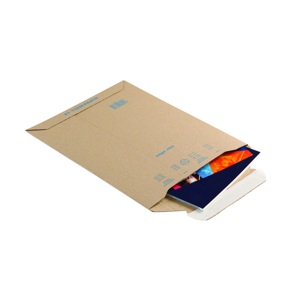 Image for Blake Corrugated Board Envelope 280 x 200mm (Pack of 100) PCE19