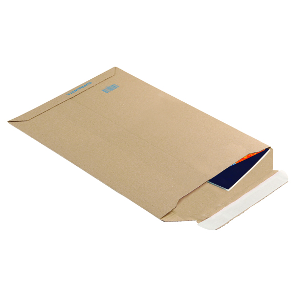 Image for Blake Corrugated Board Envelopes 490 x 330mm (Pack of 100) PCE70