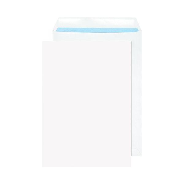 Evolve Recycled C4 Envelopes Self Seal 100gsm White (Pack of 250) RD7891