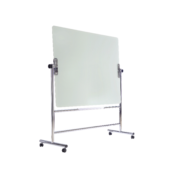 Bi-Office Revolving Glass Board 1200 x 900mm GQR0350