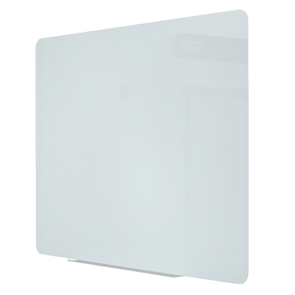 Bi-Office Magnetic Glass Drywipe Board 1500x1200mm GL110101