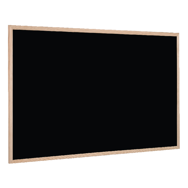 Bi-Office Wall Mounted Chalkboard 600x400mm PM0301010