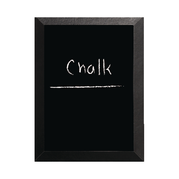 Bi-Office Kamashi Chalk Board 900x600mm PM07151620